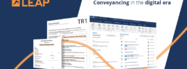 Conveyancing with LEAP legal software